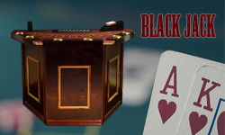 black jack casinobord