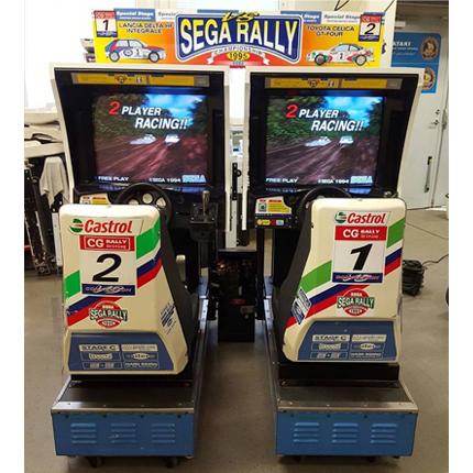 Sega-Rally-Körspel